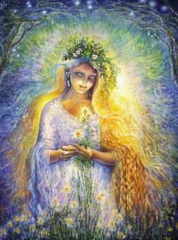 Жива- богиня весны и плодородия. Жизнь в лечебной косметике Живин